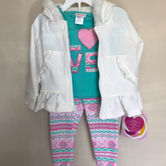 Youngland Other - Youngland 3 piece outfit